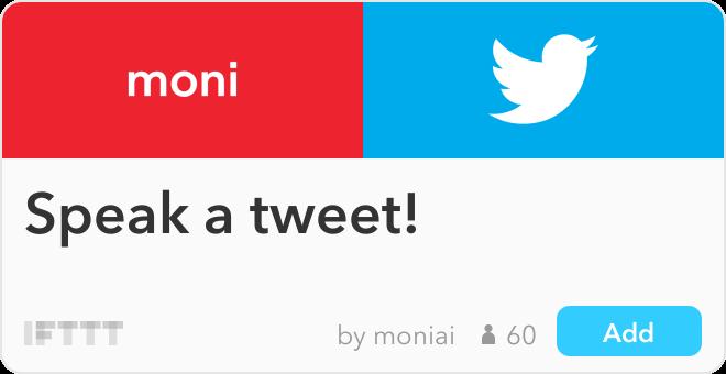 Moni-tweet